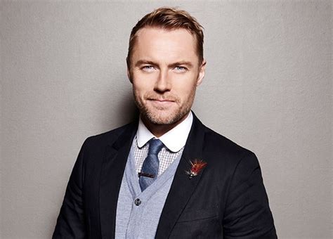 Why Ronan Keating Signed Up For The Voice