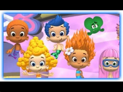 Bubble Guppies Games  Bubble Guppies Hair Day Game Nick