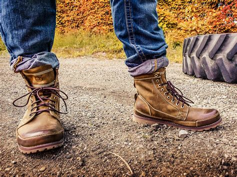 Timberland Earthkeepers Original Boot Men's Shoes
