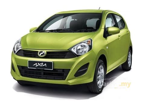 Perodua Axia 2015 1.0 In Selangor Automatic White For Rm