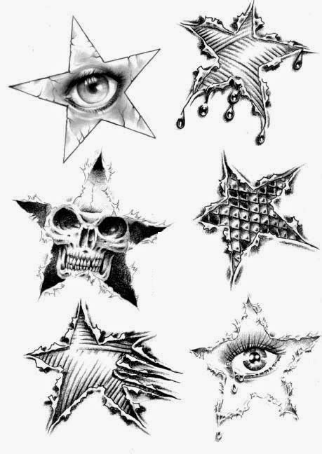ART and TATTOO: Stars