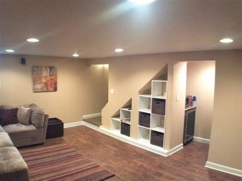 Finished Basement Designs Ideas Cool — New Home Design