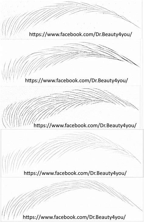 microblading eyebrows 2 Dr.Beauty4you - course | Eyebrow