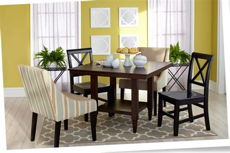 target kitchen table and chairs dining furniture target simple home decoration