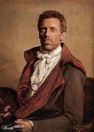 Celebrities as Paintings Renaissance