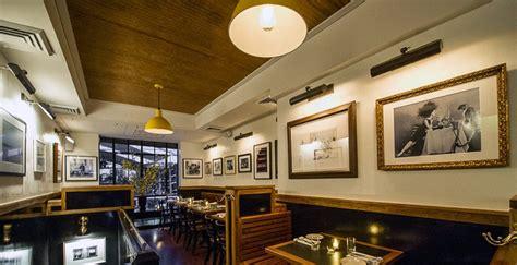 top restaurants   york  visit  icff