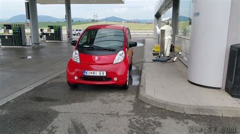Electric And Gas Cars by Electric Cars Bikes And Racing The Across Slovakia