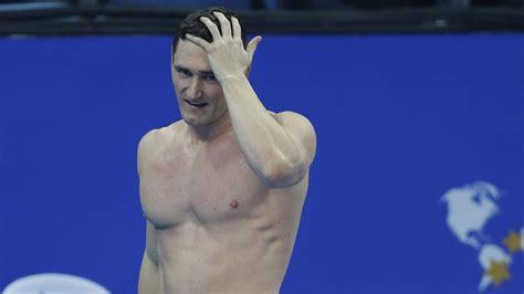 Swimming news - Olympic gold medallist Cameron Van der ...