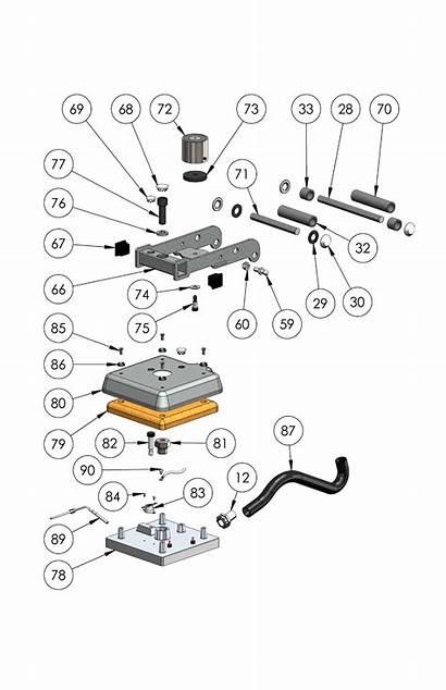Hotronix Parts Guide Heat Press