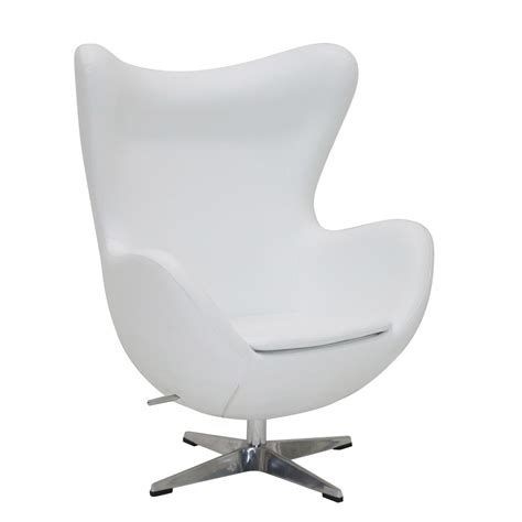 Fodera Poltrona by Poltrona Egg Fodera Pu Sedie Icone Design Egg Chair