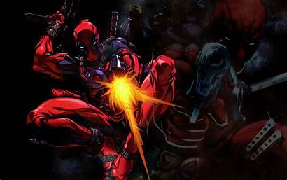 Deadpool Heroscapers Filmstrip Widescreen