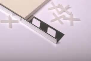 Tile Trim by Tile Trim Chrome Square Edge 10mm