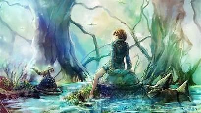 Miyazaki Wallpaperplay Wallpapers Popular Wind Valley Nausicaae