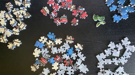 Sorting 101: How to sort your puzzle pieces | Wrebbit 3D ...