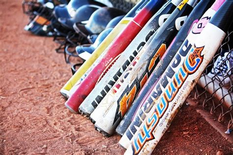 illegal bats  impact  player safety softball