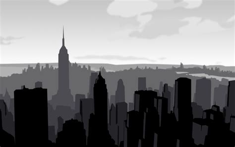 york city skyline  wallpaper   york city