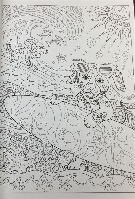 playful puppies coloring book review coloring queen