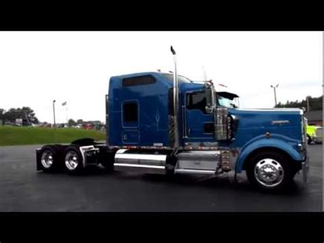 new kenworth w900l for sale 2005 kenworth w900l for sale youtube