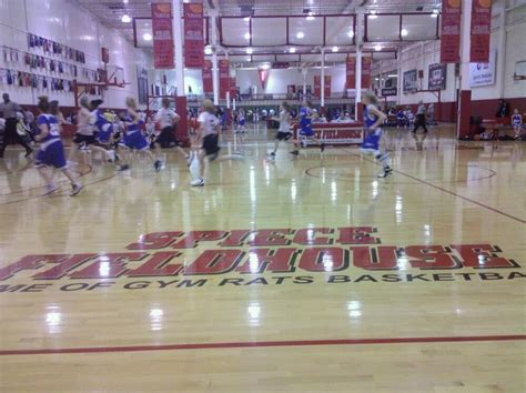 fieldhouse gym rats basketball spiece gyms fort wayne