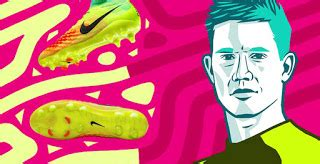 De Bruyne Switches to Nike Magista Boots - Footy Headlines