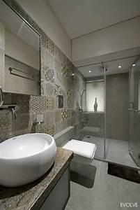 Photo Salle De Bain Moderne : salle de bain marocaine moderne ~ Premium-room.com Idées de Décoration