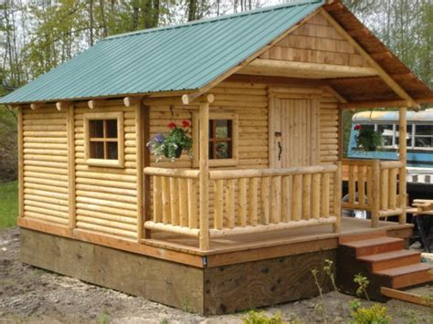 mini log cabins mr cabin affordable mini cabin