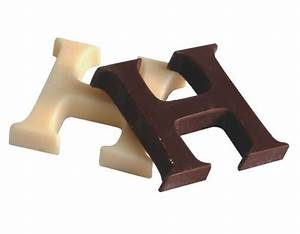 customized chocolate from sophias chocolat With chocolate letters holland