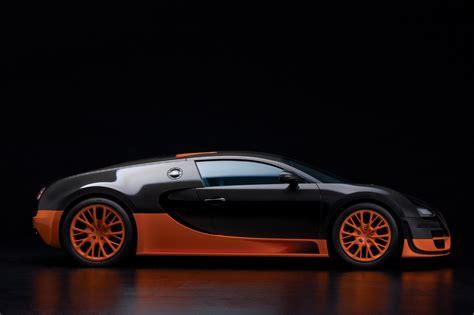 Bugatti Veyron 16.4 Super Sport Land Speed Record Photo