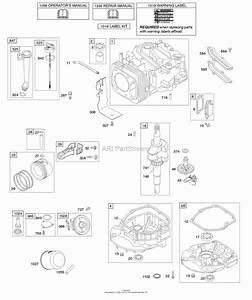 Briggs And Stratton 12q577