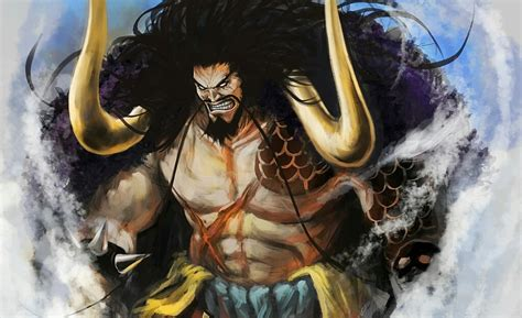 Why Kaido Is The Strongest Of The Current Yonko