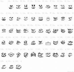 Smiles font