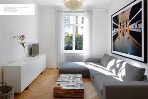 Wohnzimmer Neu Gestalten : wohnzimmer neu gestalten tapete gardinen ~ Michelbontemps.com Haus und Dekorationen