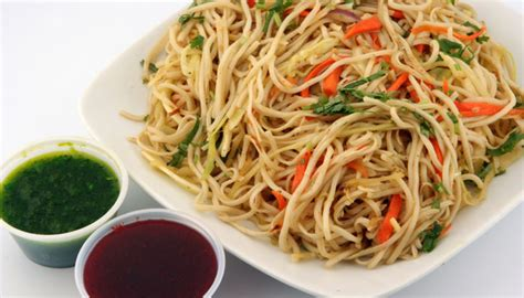 hakka cuisine recipes image gallery hakka noodles recipe