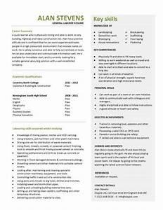 construction cv template job description cv writing With entry level construction resume