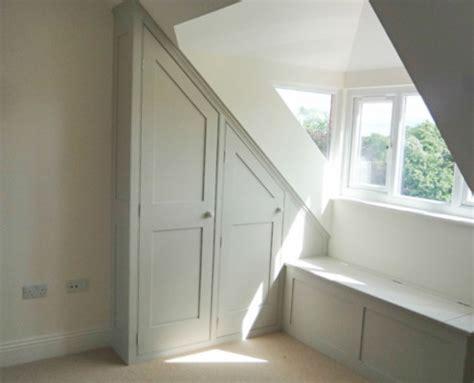 furniture attic   eaves cupboards dunham