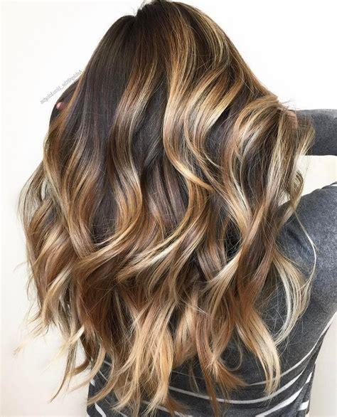 2020 Popular Full Voluminous Layers For Long Hairstyles