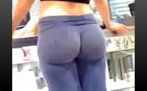 Girls In Tight Shorts Candid