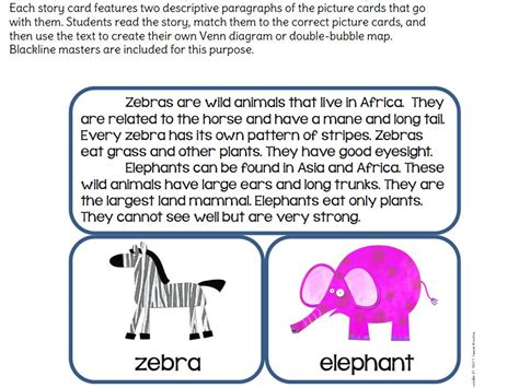 3rd grade compare and contrast worksheets worksheets for