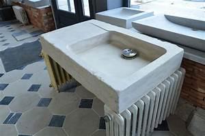 Lavabo En Pierre Naturelle : evier en pierre naturelle vasque en pierre naturelle ~ Premium-room.com Idées de Décoration