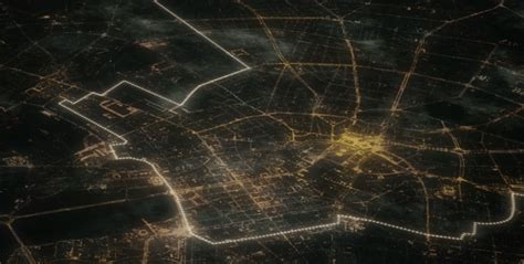berlin wall of lighted balloons flowingdata