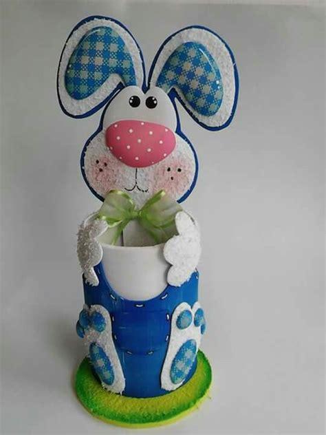 conejos pascua conejos pascua conejo manualidades canastas de pascua y conejo de pascua