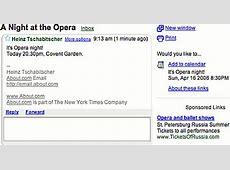 Gmail Screenshots A Visual Feature Tour Google Mail