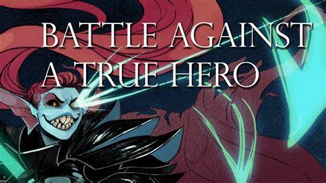 Battle Against a True Hero - Instrumental Mix Cover ...