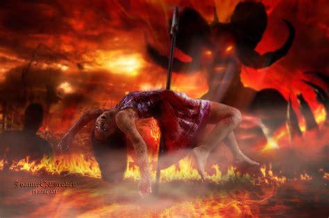 burn  hell      background