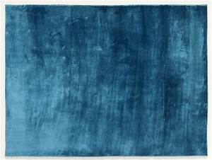 Tapis Salon Bleu Canard : tapis relief shaggy bleu aspen en 2019 d co int rieur bleu tapis bleu tapis bleu canard ~ Melissatoandfro.com Idées de Décoration