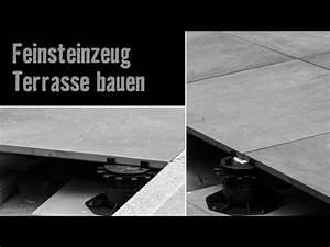 Feinsteinzeug Terrasse Nachteile : version 2013 feinsteinzeug terrasse bauen hornbach meisterschmiede youtube ~ Eleganceandgraceweddings.com Haus und Dekorationen