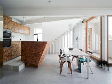 cuisine blanc cérusé 11 idées d 39 aménagement mobilier déco en osb