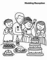 Reception Drawing Coloring Getdrawings sketch template