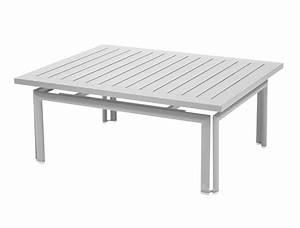 Table Basse Jardin Metal : g nial des id es de table metal jardin ~ Teatrodelosmanantiales.com Idées de Décoration