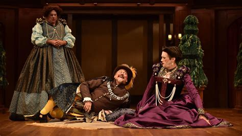 'Twelfth Night' finds the funny, in Elizabethan style